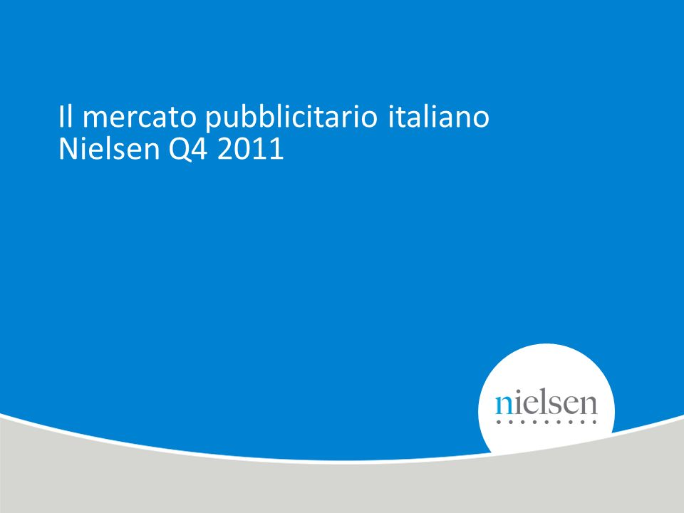 2 Copyright © 2010 The Nielsen Company.Confidential and proprietary.