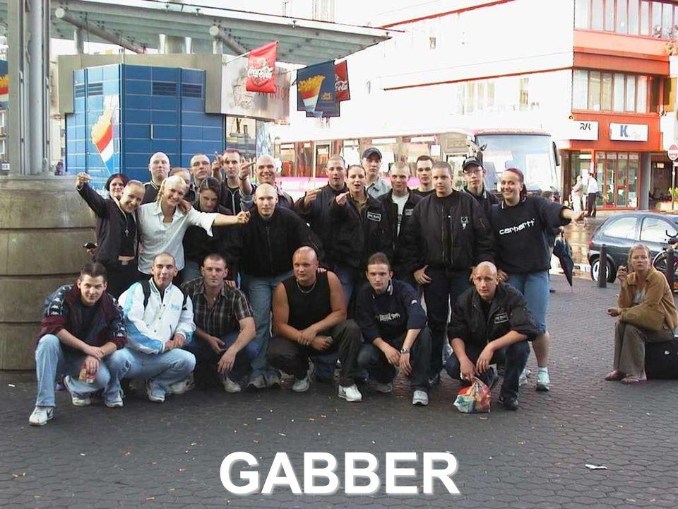 khaver gabber Il termine è nato in Olanda e deriva dalla parola yiddish khaver, che significa amico .