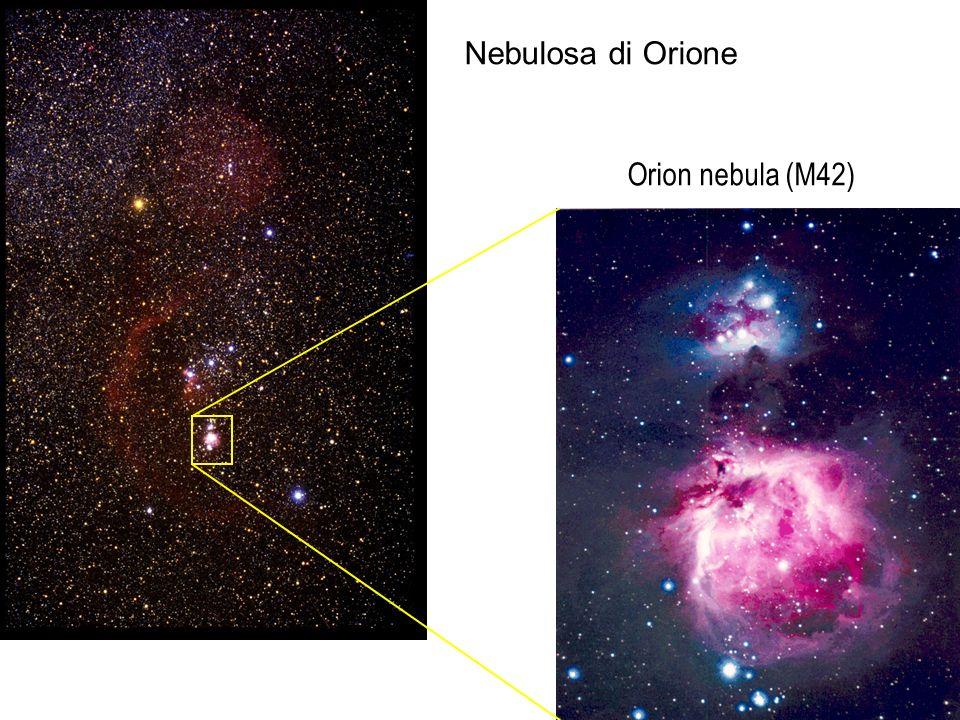 Orion nebula (M42) Nebulosa di Orione