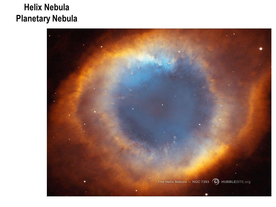 Helix Nebula Planetary Nebula