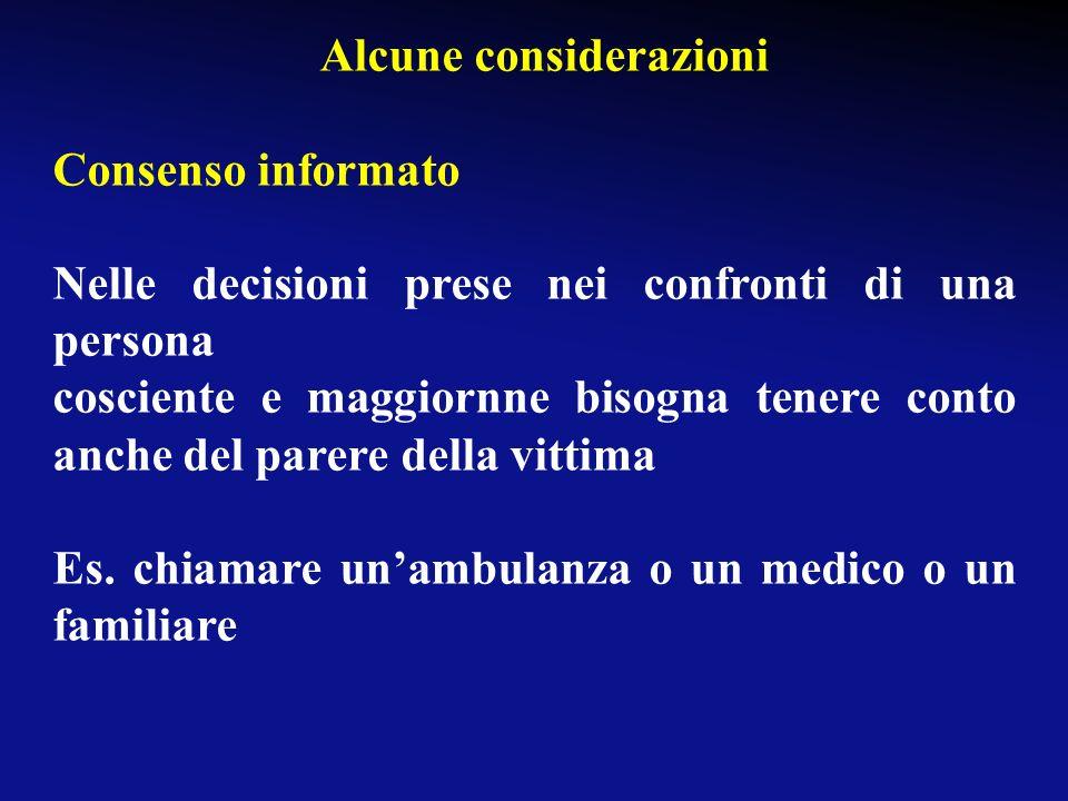 Manovre eseguibili da un soccorritore: valutazione parametri vitali e principali alterazioni massaggio cardiaco esterno e ventilazione artificiale imm