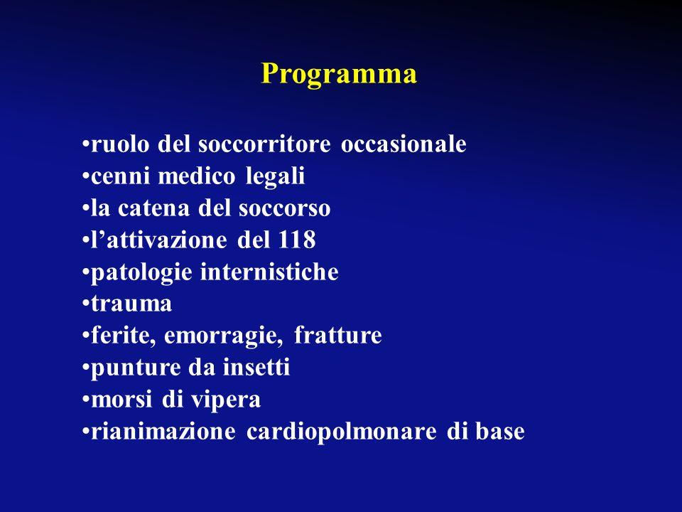 A cura di : Dr. Francesco Maria De Amicis Dirigente Medico Anestesia e Rianimazione Ospedale S. Maria del Soccorso San Benedetto del Tronto