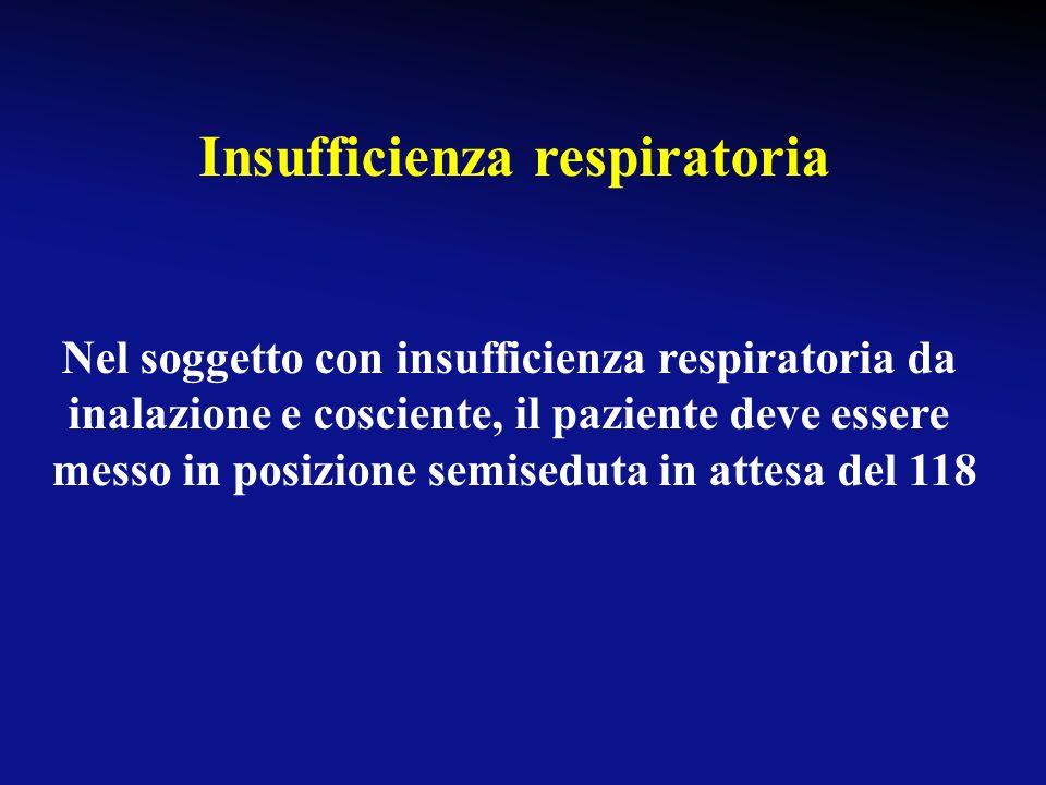 Dispnea Si intende la respirazione faticosa o difficoltosa a cui corrisponde un aumento del lavoro respiratorio.