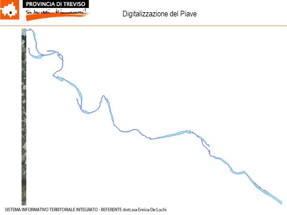Digitalizzazione del Piave