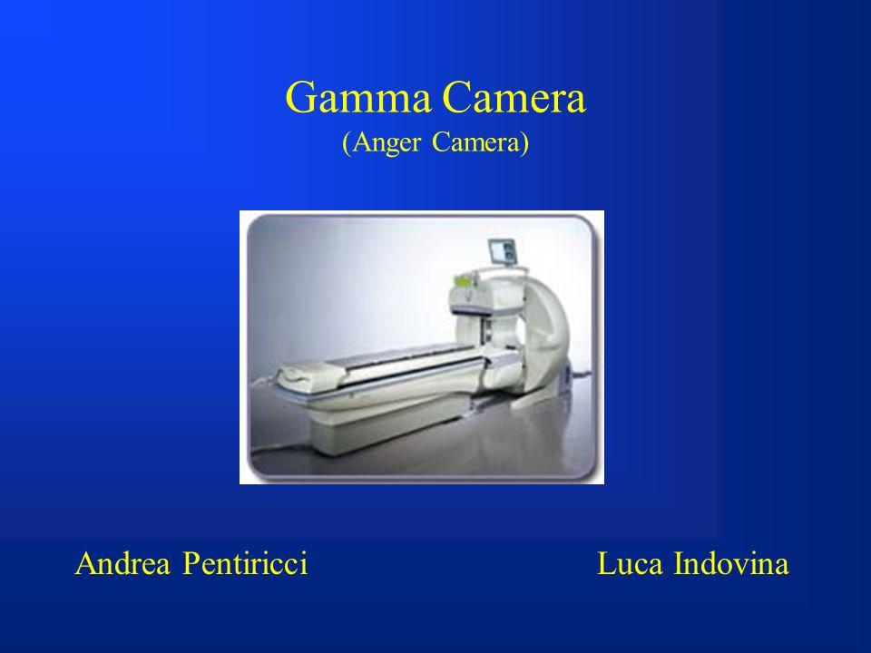 Gamma Camera (Anger Camera) Andrea PentiricciLuca Indovina