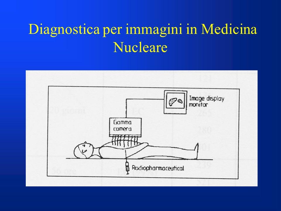 Diagnostica per immagini in Medicina Nucleare