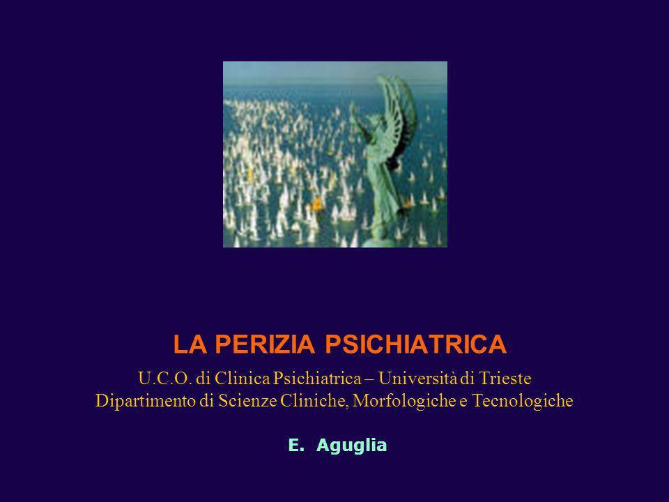 Nei casi di infermità derivante da malattia psichica il Codice Penale sancisce lapplicazione di misure di sicurezza (artt.