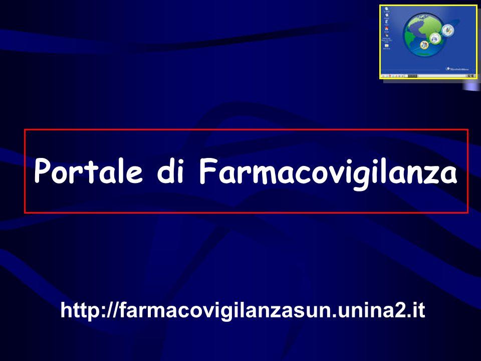 la Regione Campania con delibera n° 2530 del 06.08.2003 ha riconosciuto il Centro di Farmacovigilanza e Farmacoepidemiologia della Facoltà di Medicina