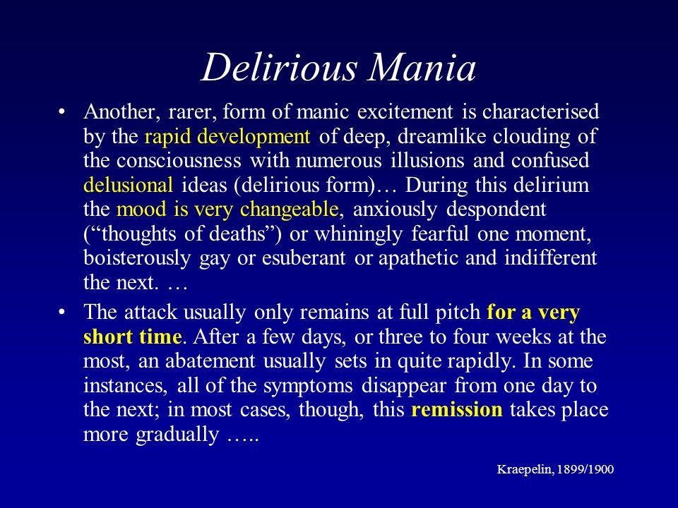 Differenze di definizione tra Disturbo Psicotico Breve del DSM-IV e Disturbi Psicotici Acuti e Transitori dell ICD-10 Disturbo Psicotico BreveDPAT Duratada 1 giorno ad 1 mesefino a 3 mesi Eccezioni Se con sintomi della Schizofrenia e Disturbo Psicotico Acuto Schizofreno- simile, la durata del DAPT deve essere < 1 mese Pieno sviluppo sintomat.