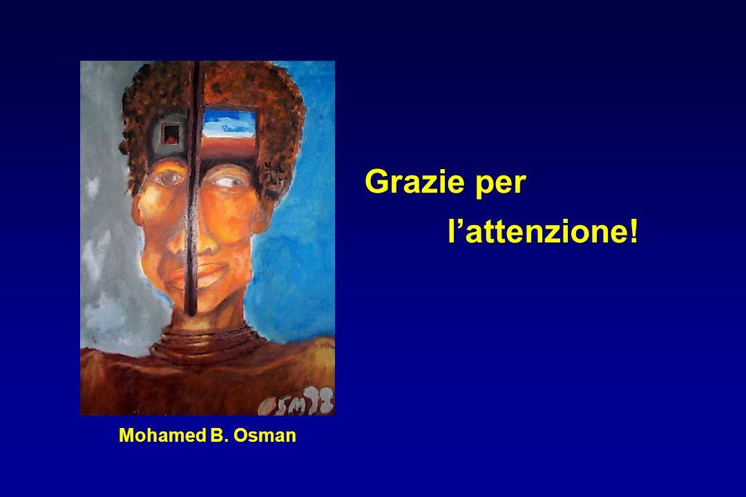 Mohamed B. Osman Grazie per lattenzione!