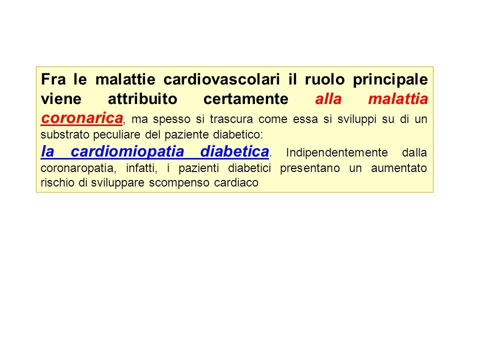 Fra le malattie cardiovascolari il ruolo principale viene attribuito certamente alla malattia coronarica, ma spesso si trascura come essa si sviluppi
