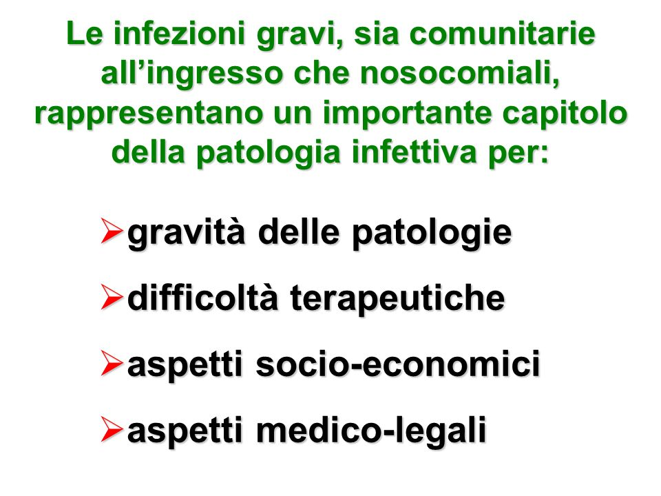 Nicoletti et al.: Journal of Chemotherapy, 2006 Infezioni di cute e tessuti molli