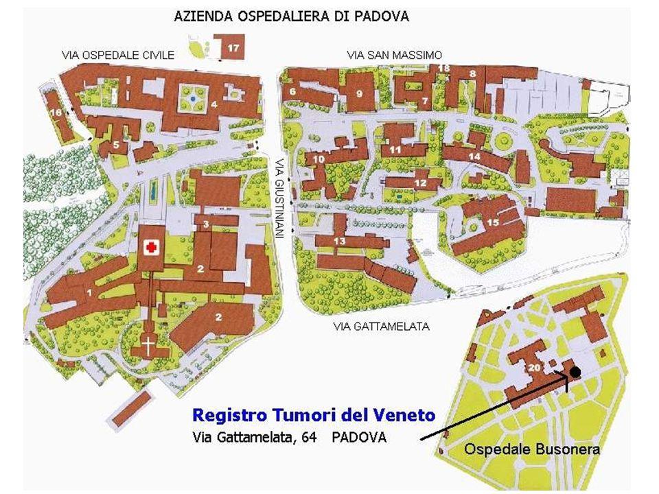 ospedale BUSONERA Azienda Ospedale Universita Padova istituto oncologico veneto IRCCS