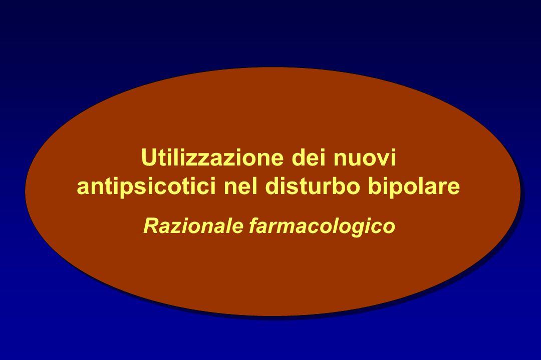 Utilizzazione dei nuovi antipsicotici nel disturbo bipolare Razionale farmacologico