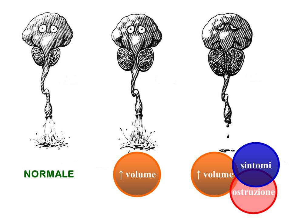 volume ostruzione NORMALE sintomi