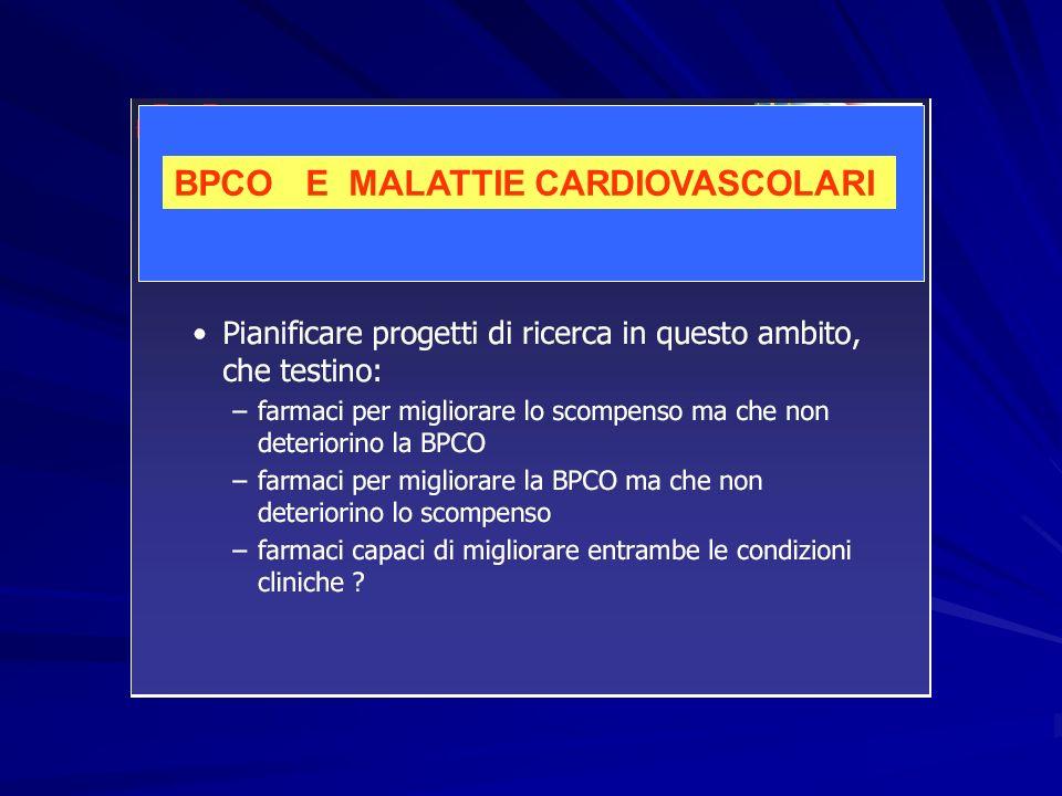 BPCO E MALATTIE CARDIOVASCOLARI