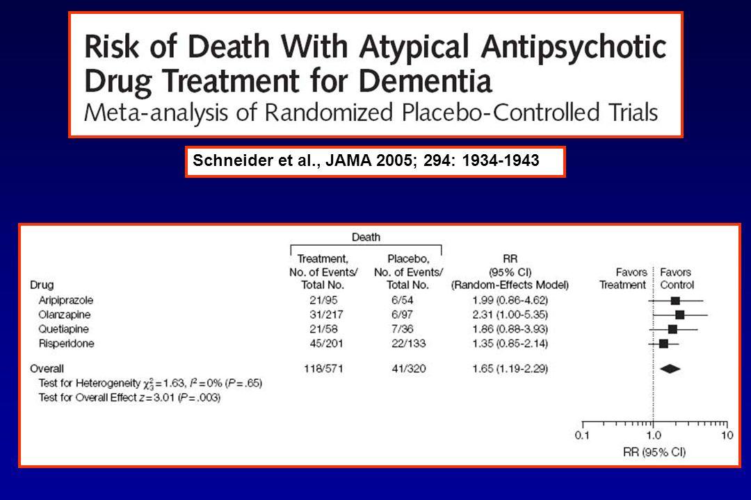Schneider et al., JAMA 2005; 294: 1934-1943