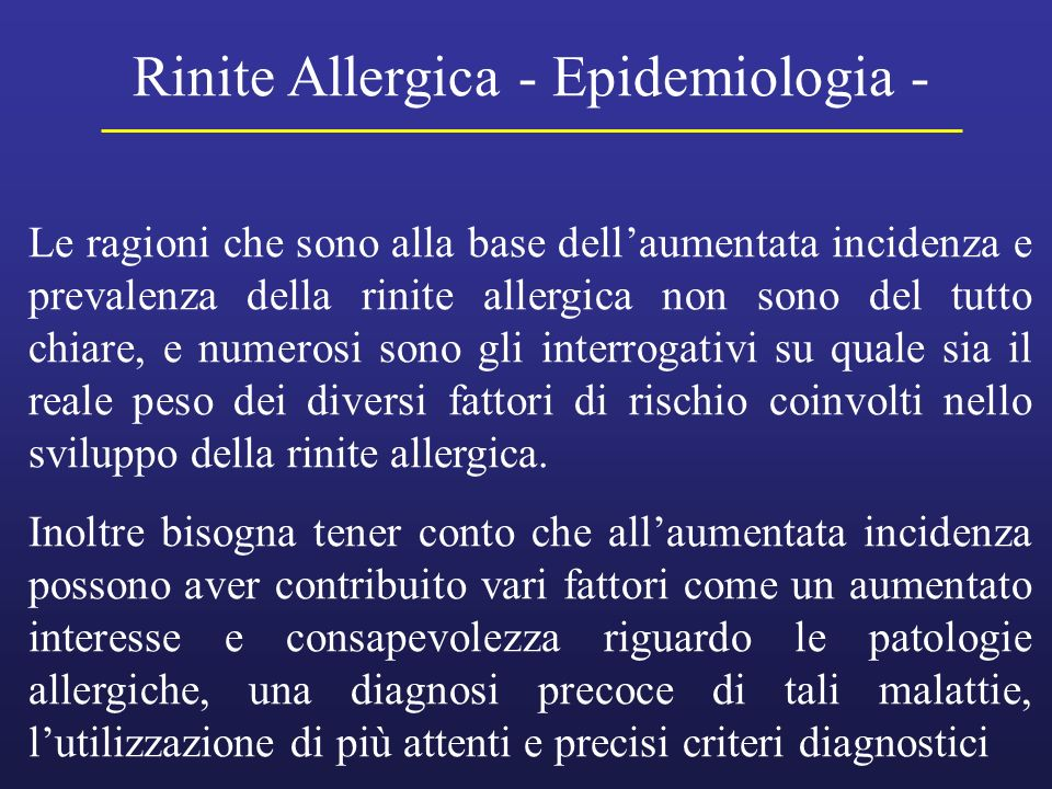 allergene ONE AIRWAY DISEASE