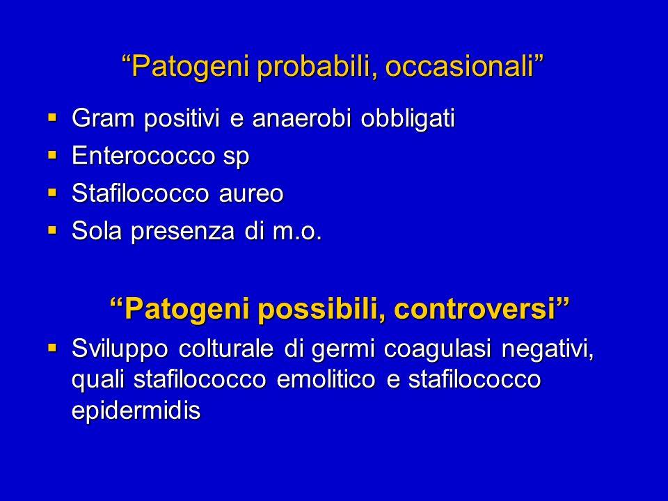 Determinanti delle Prostatiti D.