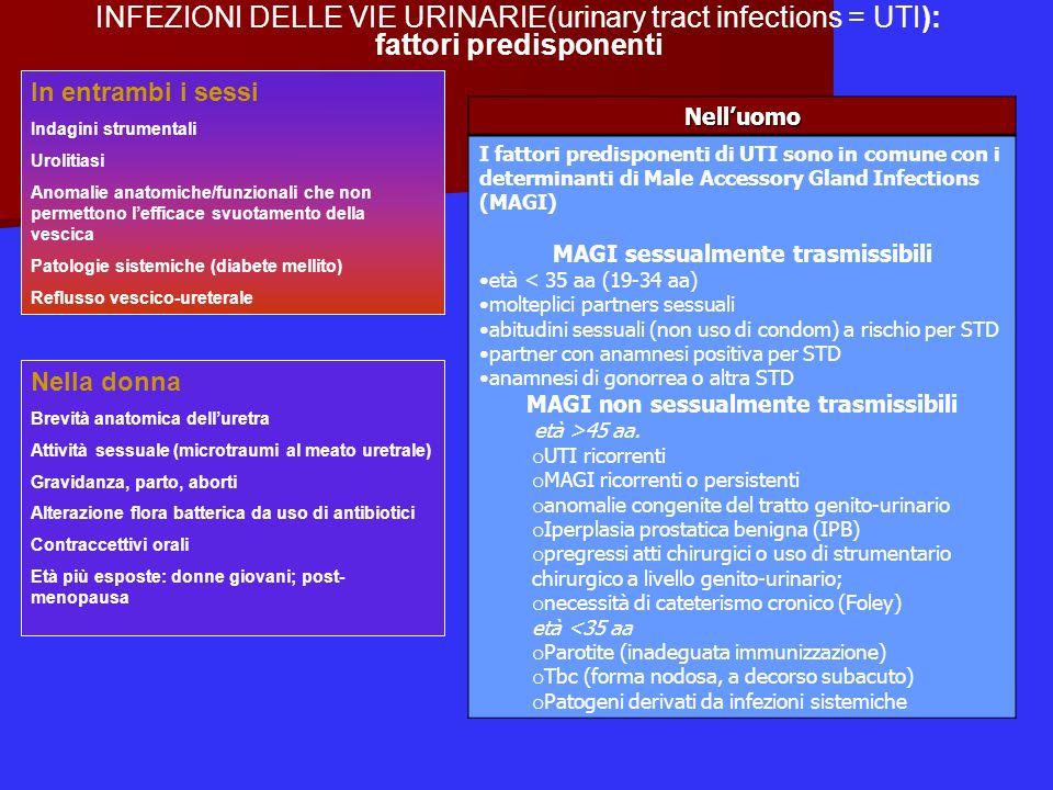 TRATTAMENTO DELLA PROSTATITE CRONICA INFIAMMATORIA(=classe III, sec.NIH)