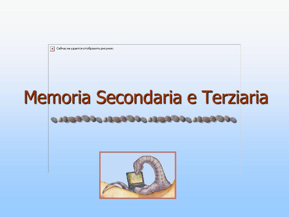 Memoria Secondaria e Terziaria