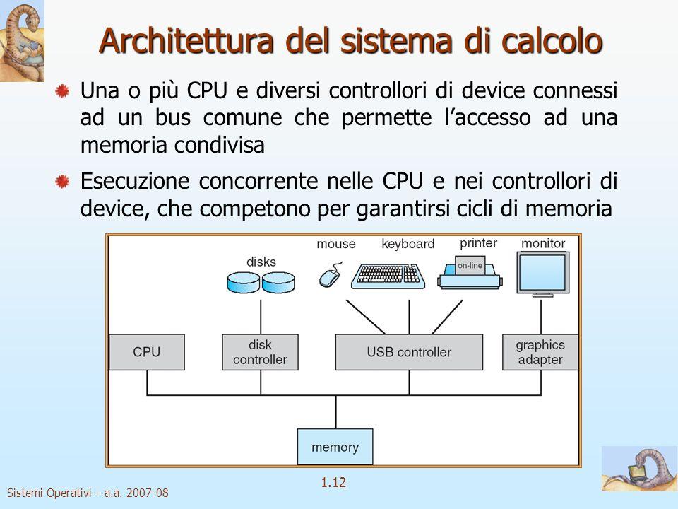 1.12 Sistemi Operativi a.a.