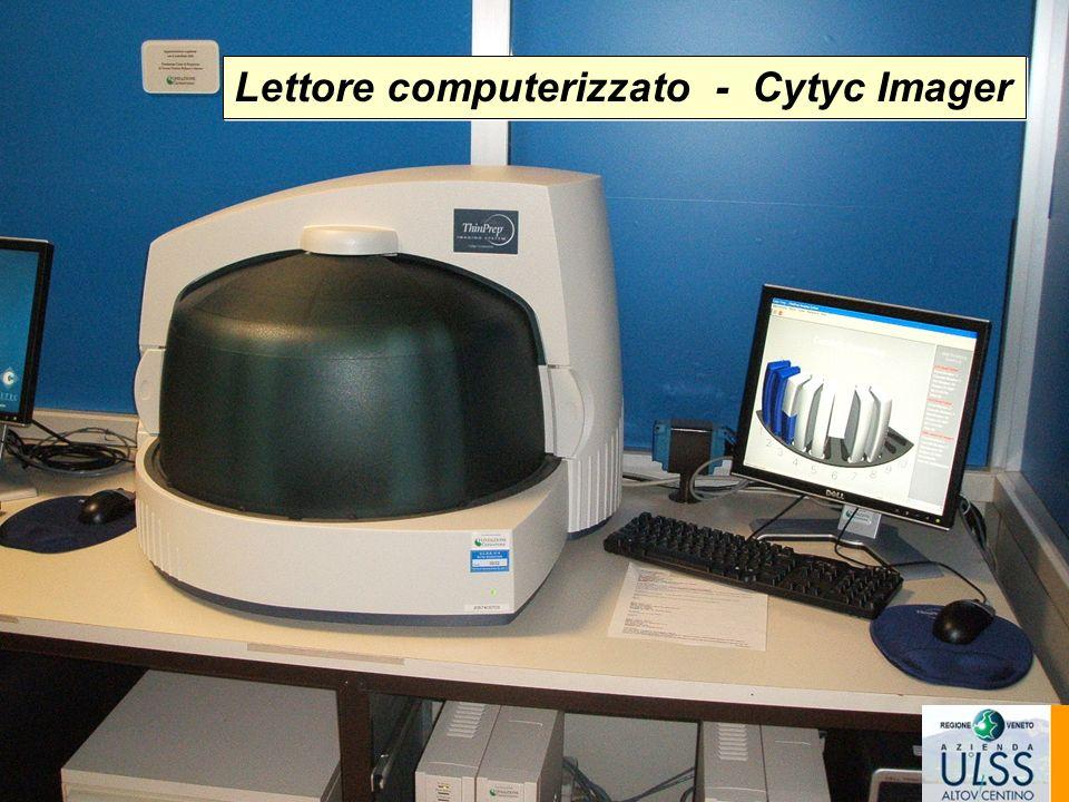 Lettore computerizzato - Cytyc Imager