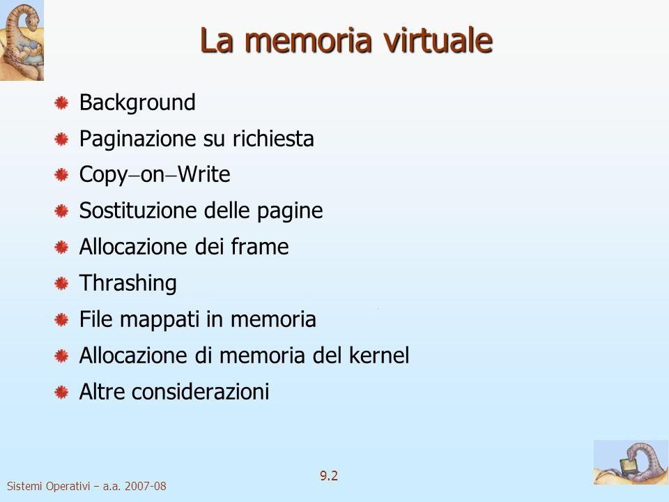 La Memoria Virtuale