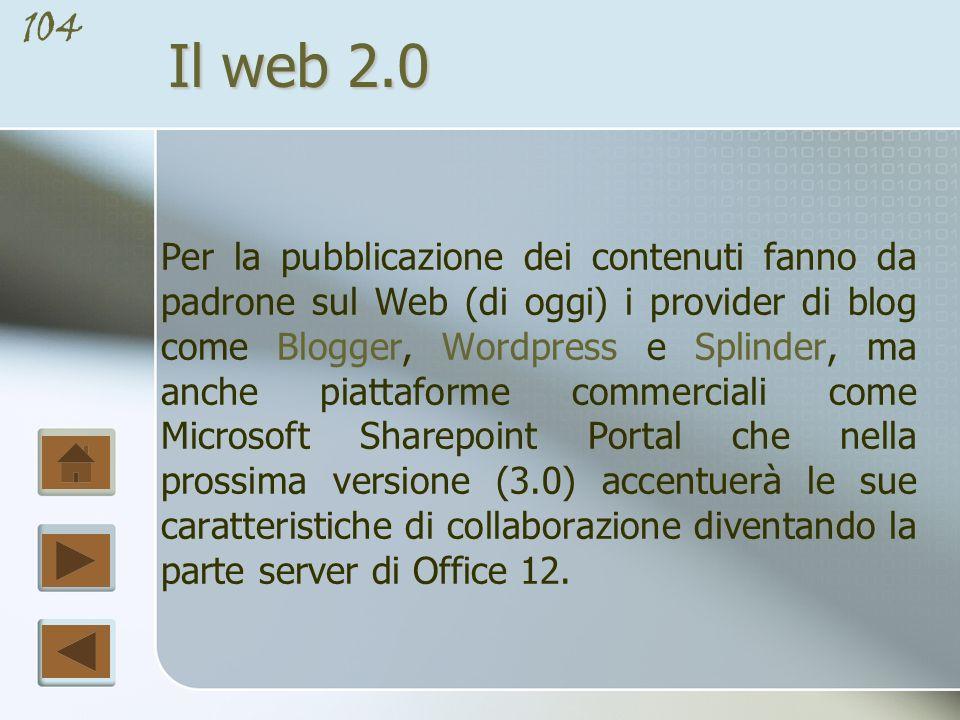 103 Il web 2.0