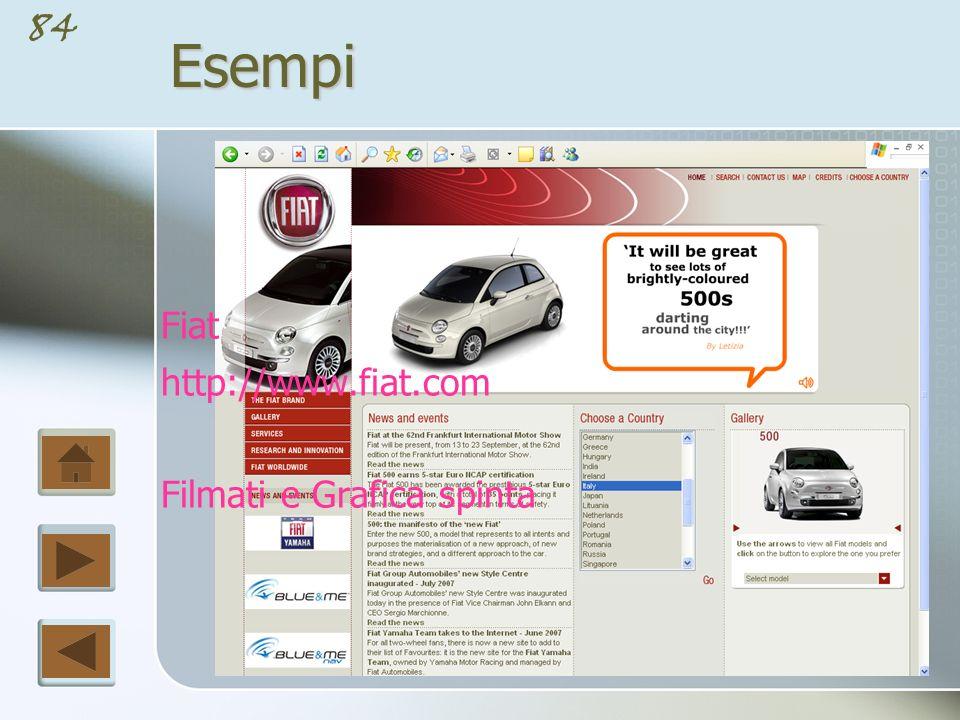 83Esempi.ConStile http://www.constile.org/ Layout fluido a tre colonne