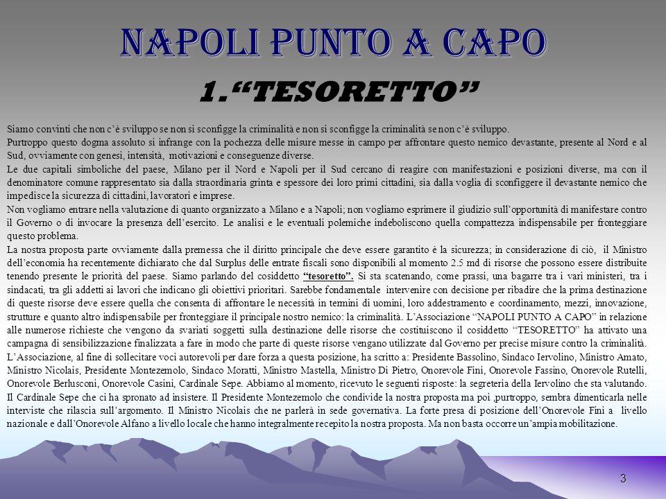 3 NAPOLI PUNTO A CAPO 1.