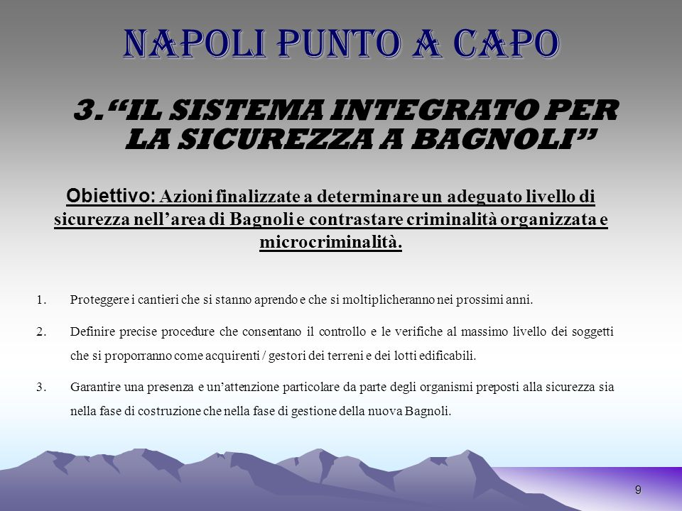 9 NAPOLI PUNTO A CAPO 3.