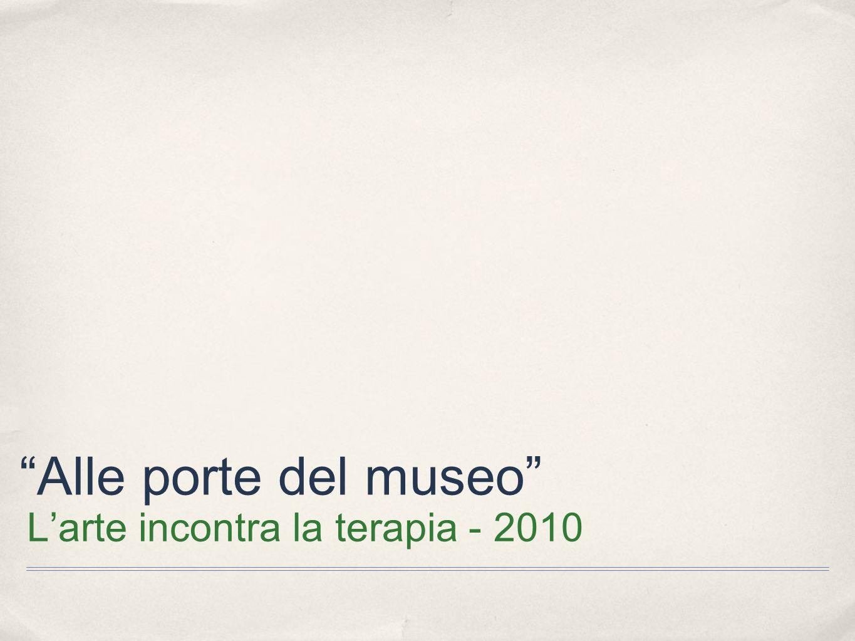 Collezione Peggy Guggenheim - Venezia Centro Diurno Psichiatria Azienda ULSS 17 Montagnana (PD) Arteterapeuti Associati www.arteterapia.it