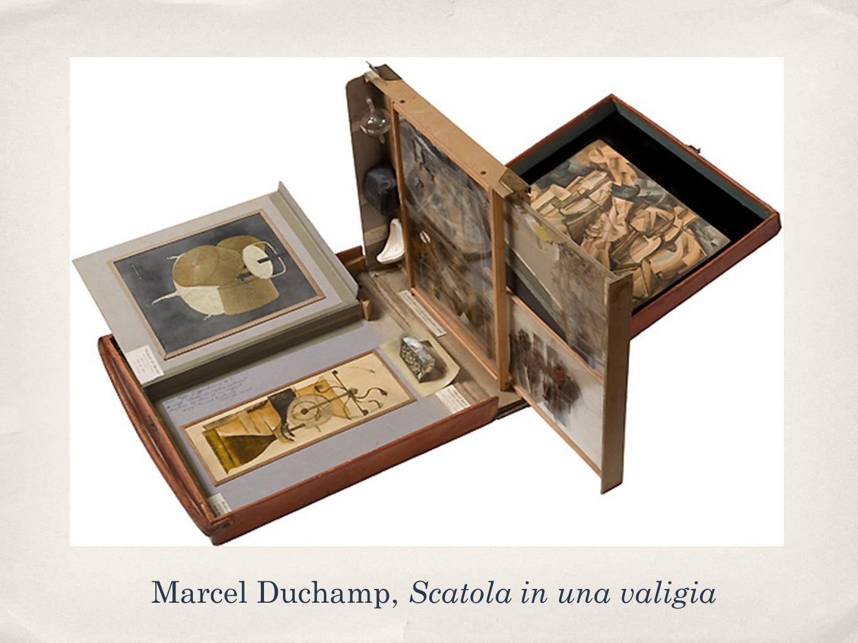 Marcel Duchamp, Scatola in una valigia