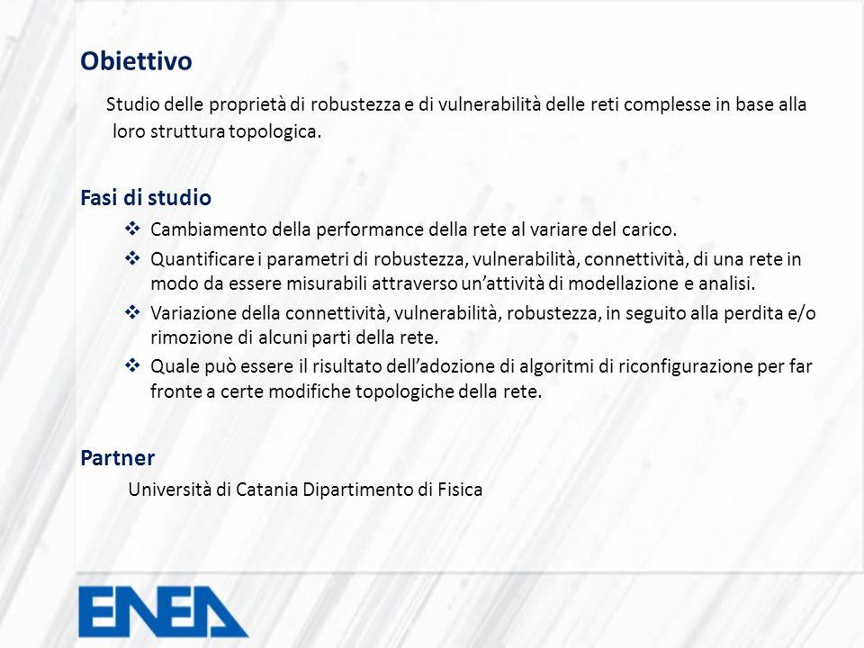 Esempio di topologia delle reti Rete della trasmissione elettrica ad alta tensione italiana Backbone della rete internet italiana per la ricerca, la rete GARR