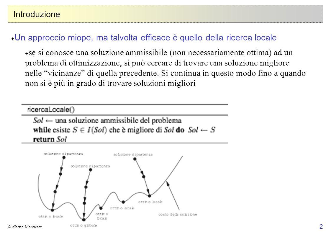 13 © Alberto Montresor Definizioni Cammino aumentante Un cammino aumentante per f è un cammino da s a p in R.