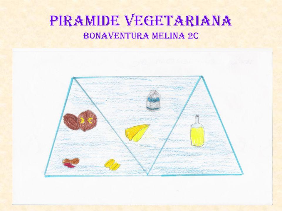 PIRAMIDE VEGETARIANA Bonaventura Melina 2C