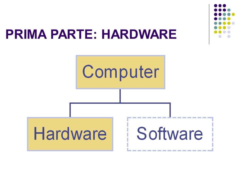 PRIMA PARTE: HARDWARE