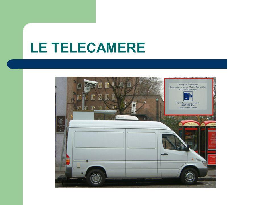 LE TELECAMERE