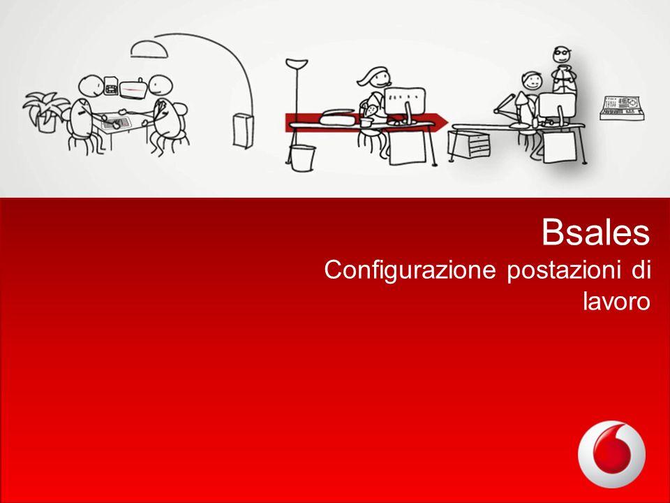 Change&Training Team | 03 February 20141 Bsales Configurazione postazioni di lavoro