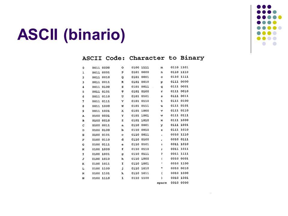 ASCII (binario)