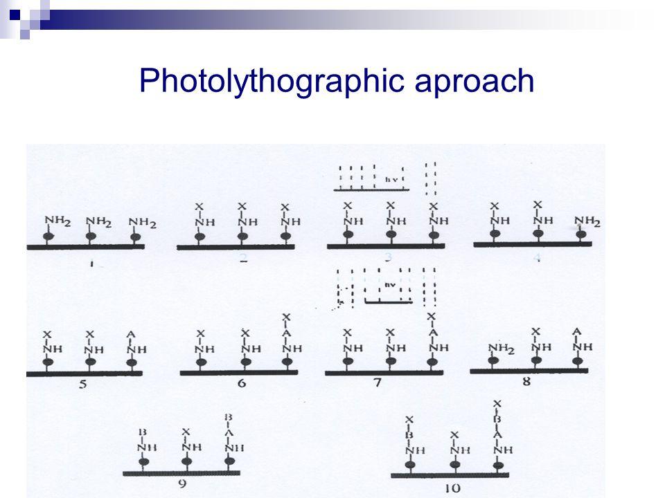 IUSS 2008 - Dr. A. Orlandi Photolythographic aproach