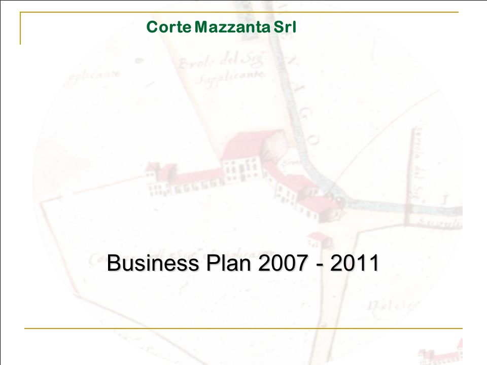 Corte Mazzanta Srl : il Ristorante (bilancio)