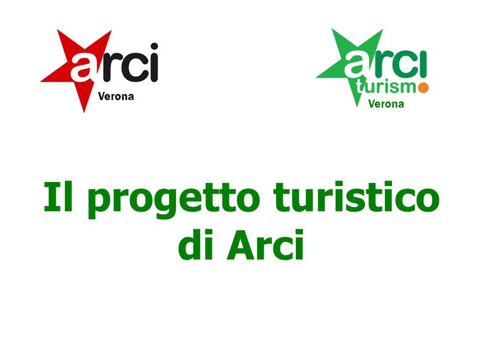 Il progetto turistico di Arci Verona