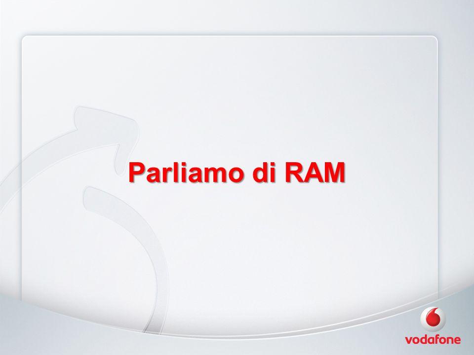 Parliamo di RAM