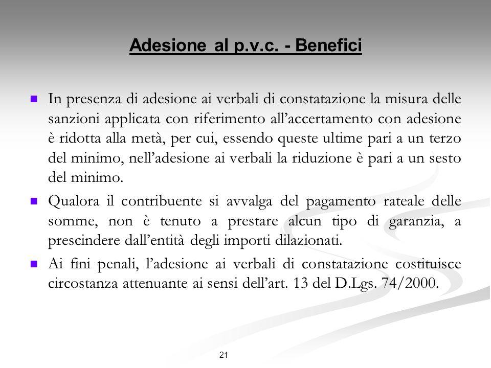 Adesione al p.v.c.