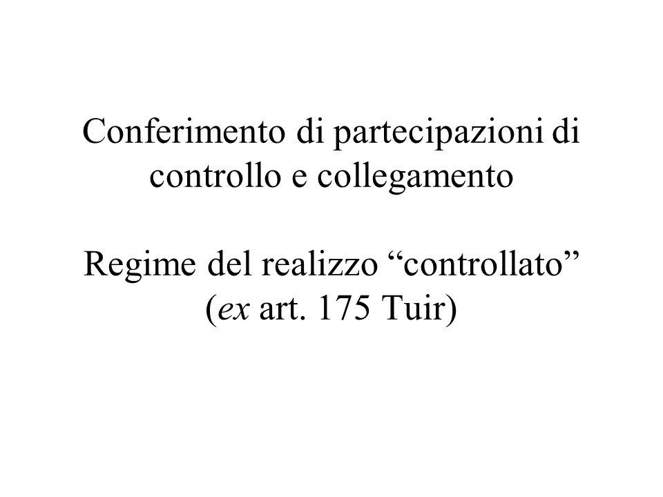 Art. 15, comma 10-12, D.l. 185/2008 Il citato riallineamento è applicabile alle operazioni effettuate a decorrere dallesercizio successivo a quello in