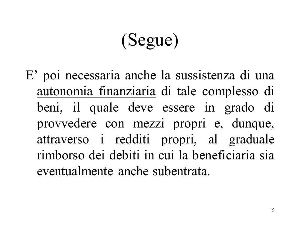 (Segue) Nel caso di cessione dazienda realizzata da un soggetto Irpef (imprenditore individuale o società di persone), lart.