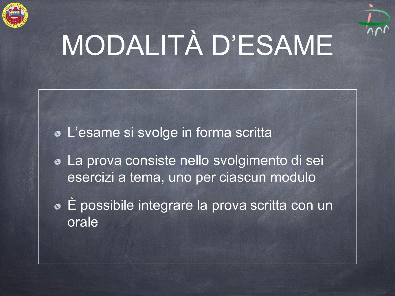 TESTI DI RIFERIMENTO S.Castano - A. Ferrara - S.