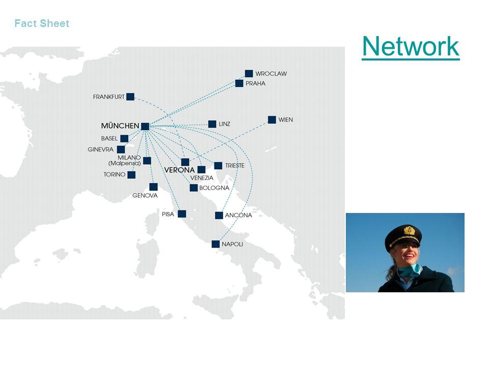 Mercato & Strategie Inserita nel Gruppo Lufthansa, che detiene il 100% del capitale, Air Dolomiti serve i bacini regionali italiani volando sulle zone più produttive in Italia.